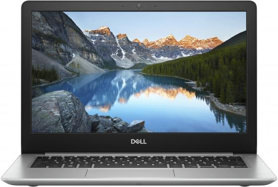 "Ноутбук Dell Inspiron 5370 Core i5 8250U/4Gb/SSD256Gb/AMD Radeon 530 2Gb/13.3""/IPS/FHD (1920x1080)/Windows 10 Home/silver/WiFi/BT/Cam цена"