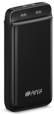 цена на Аккумулятор HIPER Внешний аккумулятор HIPER SL20000 BLACK