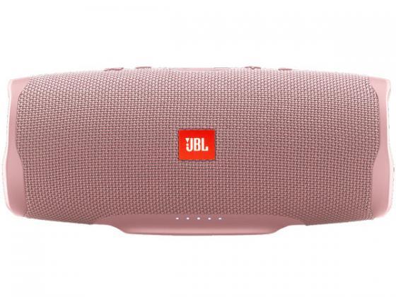 лучшая цена Динамик JBL Портативная акустическая система JBL Charge 4 розовый