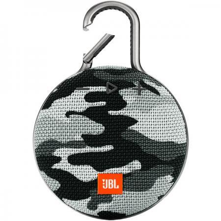 лучшая цена Динамик JBL Портативная акустическая система JBL CLIP 3, камуфляж