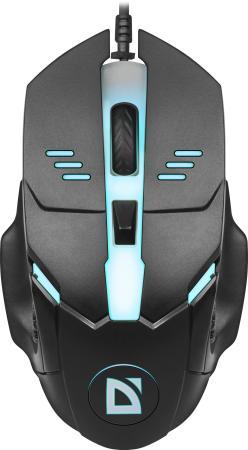 Defender Ultra Matt MB-470 [52470] {Проводная оптическая мышь, 7 цветов, 4 кнопки, 800-1000dpi}