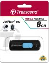 Флешка USB 8Gb Transcend Jetflash 500 TS8GJF5005