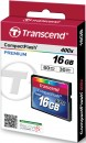 Карта памяти Compact Flash Card 16GB Transcend 400x TS16GCF400