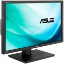 "Монитор 24"" ASUS PA248Q черный IPS 1920x1200 300 cd/m^2 6 ms HDMI DisplayPort VGA Аудио USB DVI2"