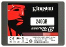 "Твердотельный накопитель SSD 2.5"" 240 Gb Kingston SSDNow V300 Read 450Mb/s Write 450Mb/s SATA III SV300S3N7A/240G"