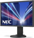 "Монитор 22"" NEC E223W черный TFT-TN 1680x1050 250 cd/m^2 5 ms DisplayPort DVI VGA2"