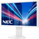 "Монитор 21.5"" NEC E224Wi белый AH-IPS 1920x1080 250 cd/m^2 6 ms DVI DisplayPort VGA Аудио2"