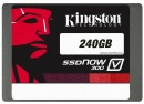 "Твердотельный накопитель SSD 2.5"" 240GB Kingston V300 Read 450Mb/s Write 450Mb/s SATAIII SV300S3D7/240G2"