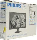 "Монитор 21.5"" Philips 223V5LSB/1062 черный TN 1920x1080 250 cd/m^2 5 ms VGA4"