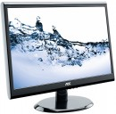 "Монитор 19.5"" AOC e2050Sw/01 черный TFT-TN 1600x900 250 cd/m^2 5 ms VGA7"