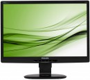 "Монитор 21.5"" Philips 221S3LCB 00/01 черный TN 1920x1080 250 cd/m^2 5 ms DVI VGA"
