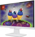 "Монитор 23"" ViewSonic VX2363SMHL-W белый IPS 1920x1080 250 cd/m^2 2 ms HDMI VGA Аудио2"