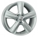Диск Replay TY177 6.5xR16 5x114.3 мм ET45 Silver