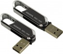 Флешка USB 16Gb A-Data S805 USB2.0 AS805-16G-RGY серый3