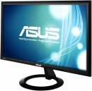 "Монитор 21.5"" ASUS VX228H черный TFT-TN 1920x1080 250 cd/m^2 1 ms HDMI VGA Аудио2"