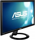 "Монитор 21.5"" ASUS VX228H черный TFT-TN 1920x1080 250 cd/m^2 1 ms HDMI VGA Аудио4"