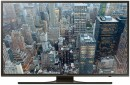 "Телевизор 48"" Samsung 48JU6400U серебристый 3840x2160 200 Гц Smart TV Wi-Fi RJ-45 Bluetooth"