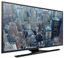 "Телевизор 48"" Samsung 48JU6400U серебристый 3840x2160 200 Гц Smart TV Wi-Fi RJ-45 Bluetooth3"