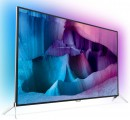 "Телевизор 3D ЖК LED 55"" Philips 55PUS7600/60 черный 16:9 3840x2160 1400Гц 400 кд/м2 DVB-T/T2/C Smart TV HDMI USB Ethernet Wi-Fi4"
