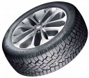 Шина Continental IceContact 2 SUV 235/65 R17 108T XL4