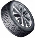 Шина Continental IceContact 2 SUV 235/65 R17 108T XL5
