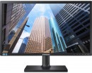 "Монитор 23.6"" Samsung S24E650PL черный PLS 1920x1080 250 cd/m^2 4 ms HDMI DisplayPort VGA Аудио USB"