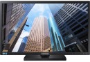 "Монитор 23.6"" Samsung S24E650PL черный PLS 1920x1080 250 cd/m^2 4 ms HDMI DisplayPort VGA Аудио USB3"