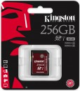 Карта памяти SDXC 256GB Class 10 Kingston SDA3/256GB