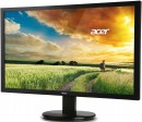 "Монитор 21.5"" Acer K222HQLBbid черный IPS 1920x1080 250 cd/m^2 4 ms DVI HDMI VGA2"