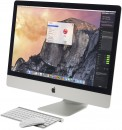 Моноблок Apple iMac 21.5 MK142RU/A Full HD IPS глянцевый i5 1.6GHz 8Gb 1Tb IntelHD6000 Bluetooth Wi-Fi серебристый OS X El Capitan2