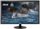 "Монитор 27"" ASUS VP278Q черный TFT-TN 1920x1080 300 cd/m^2 1 ms HDMI VGA Аудио"