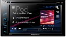 "Автомагнитола Pioneer AVH-180 6.2"" USB MP3 CD DVD FM RDS 2DIN 4x50Вт черный"