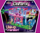 Конструктор Lite Brix Girls Особняк 321 элемент 35703