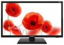 "Телевизор LED 24"" Telefunken TF-LED24S30 черный 1366x768 50 Гц VGA HDMI USB"