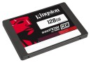 "Твердотельный накопитель SSD 2.5"" 128 Gb Kingston SSDNow KC400 Read 550Mb/s Write 450Mb/s SATAIII SKC400S37/128G"