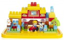 Конструктор Mega Bloks First Builders Ферма 95 элементов DCL34