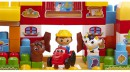 Конструктор Mega Bloks First Builders Ферма 95 элементов DCL343