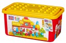 Конструктор Mega Bloks First Builders Ферма 95 элементов DCL345