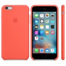 Чехол Apple Silicone Case для iPhone 6S Plus оранжевый MM6F2ZM/A