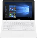 "Ноутбук ASUS E202Sa 11.6"" 1366x768 Intel Pentium-N3700 500Gb 2Gb Intel HD Graphics белый Windows 10 Home 90NL0051-M007104"