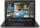 "Ноутбук HP ZBook Studio G3 15.6"" 1920x1080 Intel Core i7-6700HQ SSD 256 8Gb nVidia Quadro M1000M 4096 Мб черный Windows 7 Professional + Windows 10 Professional T7W08EA"