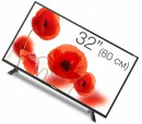 "Телевизор LED 32"" Telefunken TF-LED32S40T2 черный 1366x768 USB4"