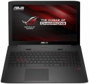 "Ноутбук ASUS GL552Vw 15.6"" 1920x1080 Intel Core i7-6700HQ 1 Tb 256 Gb 16Gb nVidia GeForce GTX 960M 4096 Мб серый Windows 10 Home 90NB09I3-M085002"