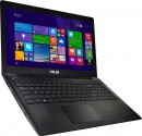"Ноутбук ASUS F553SA-XX305T 15.6"" 1366x768 Intel Celeron-N3050 500Gb 2Gb Intel HD Graphics черный Windows 10 Home 90NB0AC1-M060003"