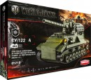 Конструктор Zormaer World of Tanks СУ-122 264 элемента 65219