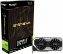Видеокарта 3072Mb Palit GeForce GTX1060 SUPER JETSTREAM 3G PCI-E 192bit GDDR5 DVI HDMI DP HDCP NE51060S15F9-1060J Retail