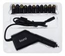 Автомобильный блок питания для ноутбука Buro BUM-0170A90 универсальный 90Вт 11 переходников6